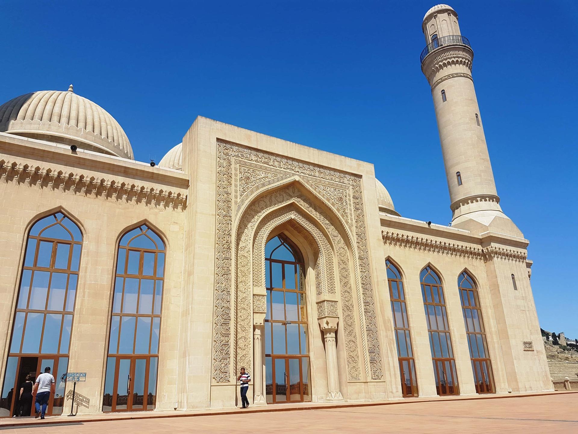 The Bibi-Heybat Mosque