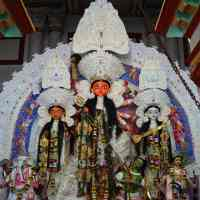 The Aristocratic Splendour of Durga Puja