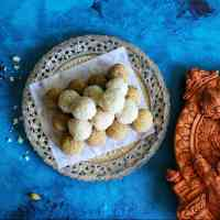 Of Celebrations, Memories &'Narkel Naru' (Coconut Confection)