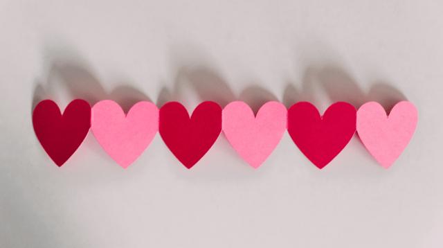 My Valentine Wish.