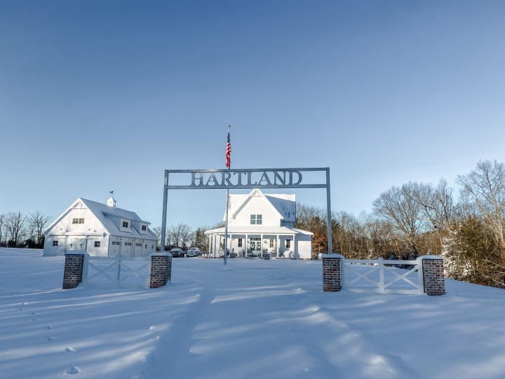 From the HartLand in the Snow