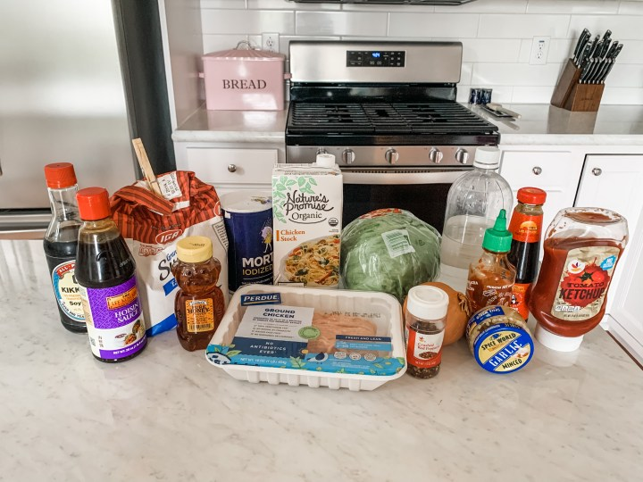 PF Chang's Chicken Lettuce Wraps Ingredients