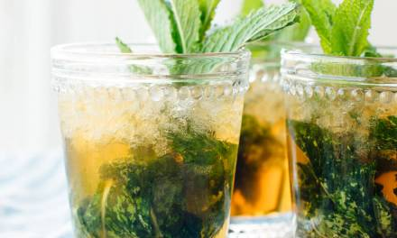 Maple Mint Julep Recipe