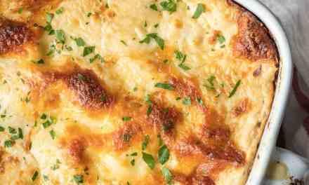Seafood Lasagna Recipe (Cheesy Lasagna Recipe)