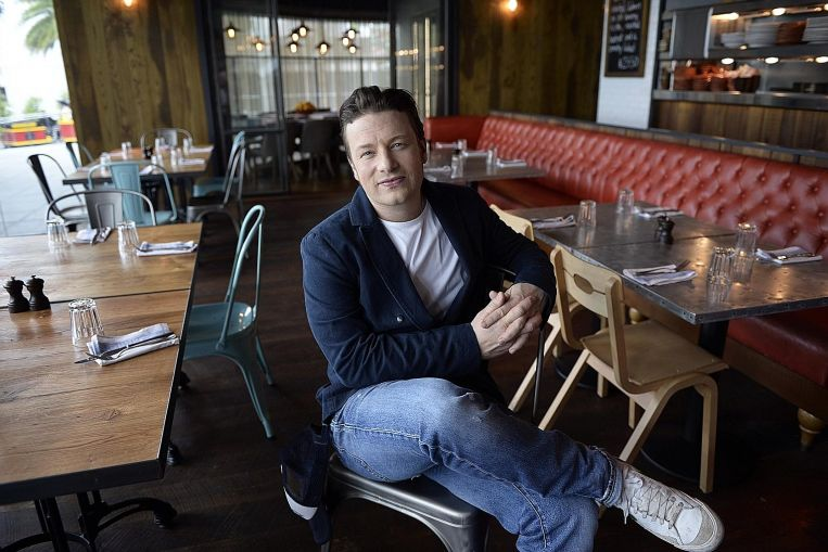 Jamie Oliver's restaurant empire on the wane, Food News & Top Stories