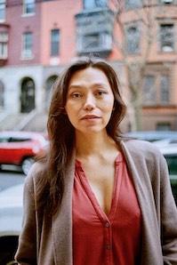 Isabel Sandoval headshot.