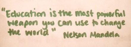 quote Nelson Mandela