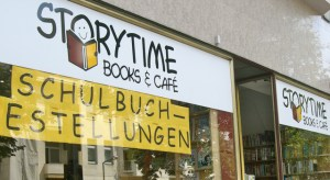 Storytime Books & More, Friedenau, Berlin, Germany