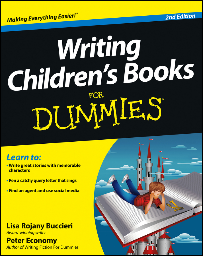 Interview with Lisa Rojany Buccieri - Writing Children's Books for Dummies