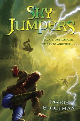 Sky Jumpers! (Author interview and a giveaway!)
