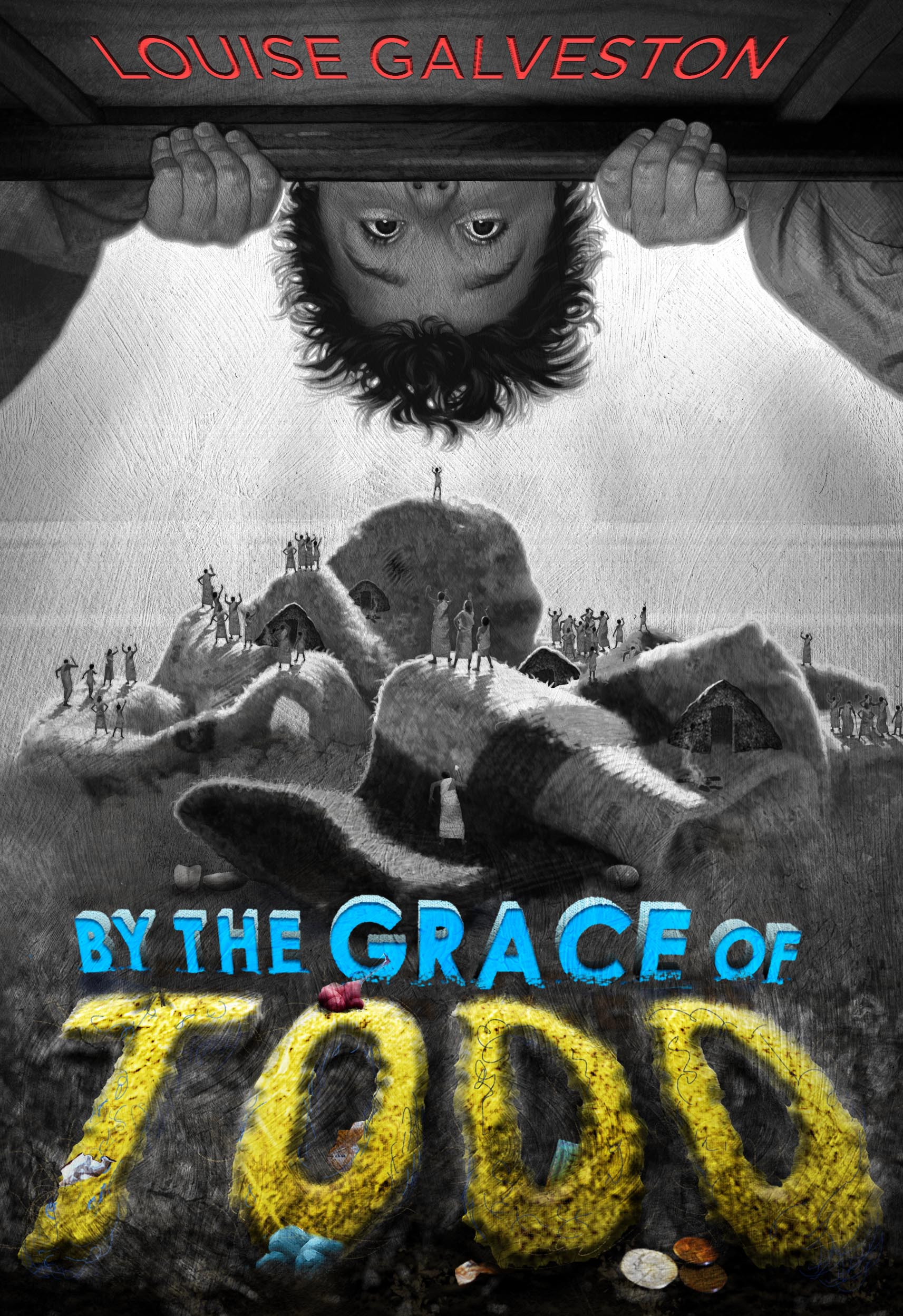 By the Grace of Todd - Interview and Giveaway