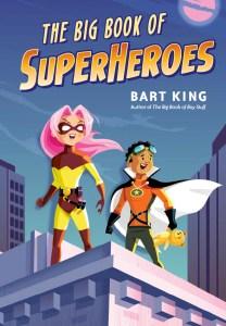 Superhero cover