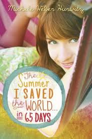 the summer i saved the world