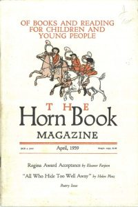 Horn_Book_Magazine_1959_April