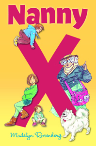 Interview (and giveaway!) with Madelyn Rosenberg, author of Nanny X
