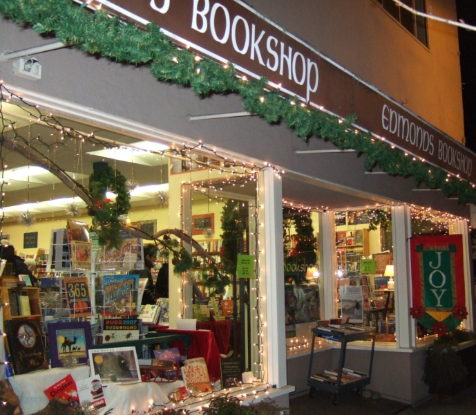 Indie Spotlight: Edmonds Bookshop, Edmonds, WA
