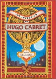 Invention of Hugo Cabret cover