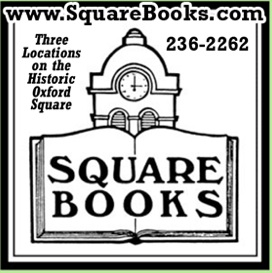 Indie Spotlight: Square Books Jr.,  Oxford MS