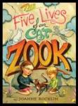 Five Lives of Our Cat Zook Cover