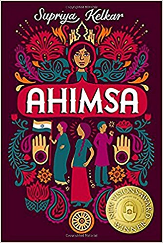 Middle-Grade Novels featuring South Asian Characters