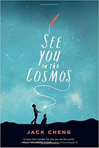 Starman - A Space-Themed Middle Grade Book List | See You In the Cosmos | https://fromthemixedupfiles.com