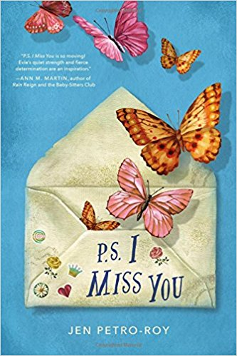 Interview with Jen Petro-Roy, Author of P.S. I Miss You