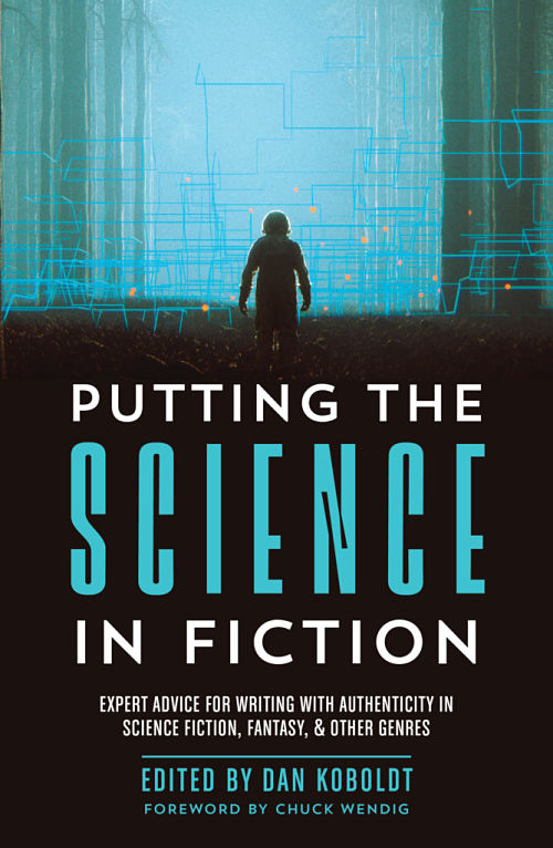 Interview with Dan Koboldt, #ScienceInSF host & author