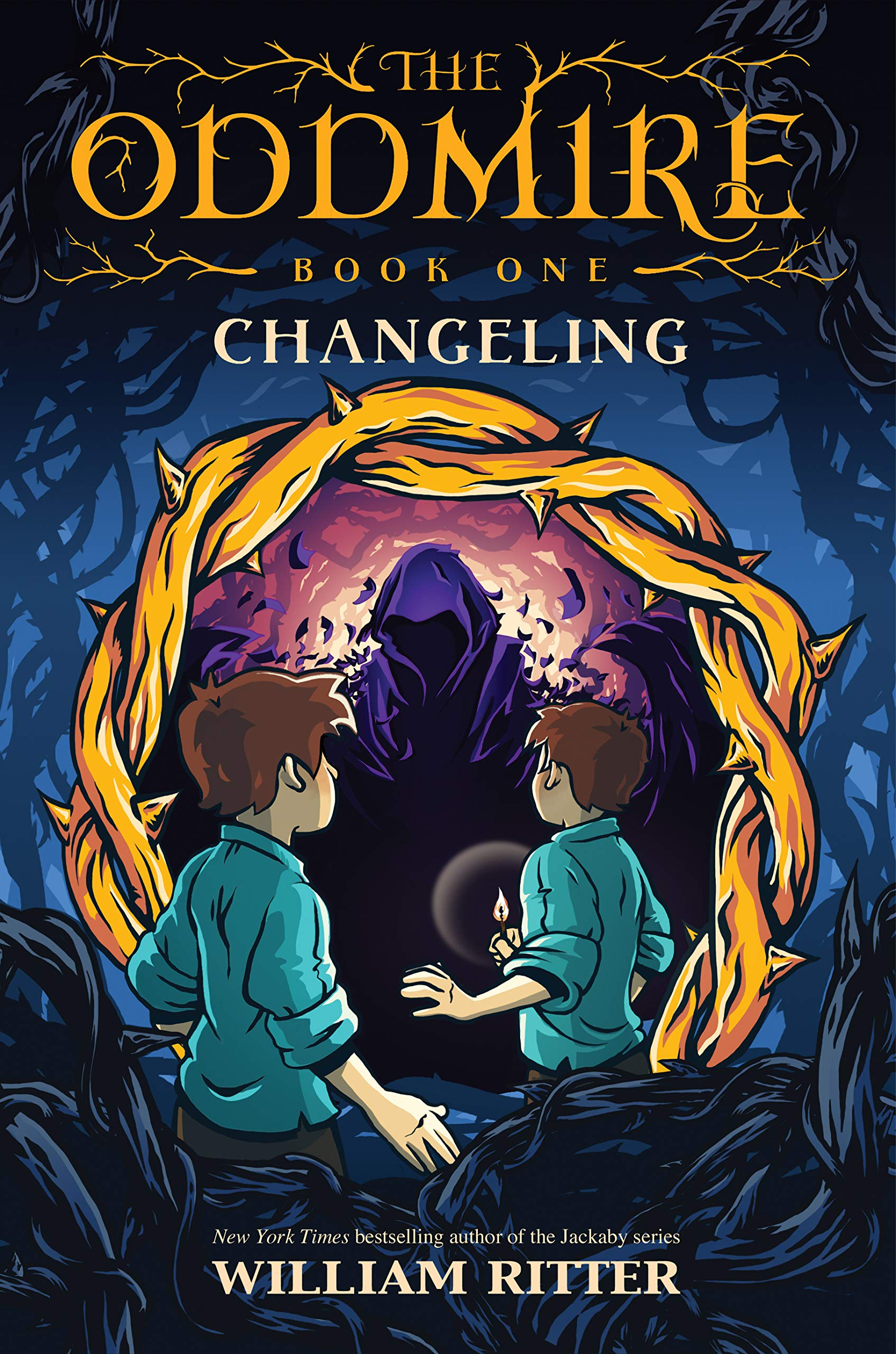 THE ODDMIRE: Book I Changeling & All Sorts of Magic!