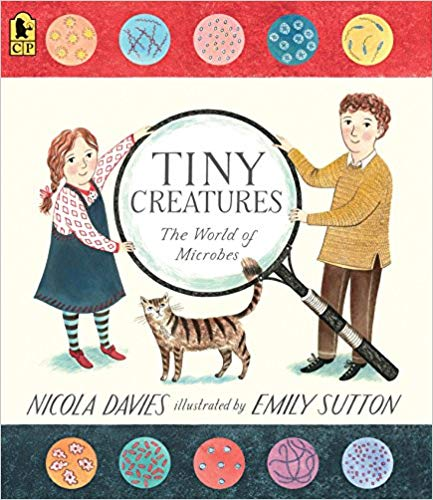 STEM Tuesday-- Tiny Worlds (Microscopic/Nanotech)- Book List