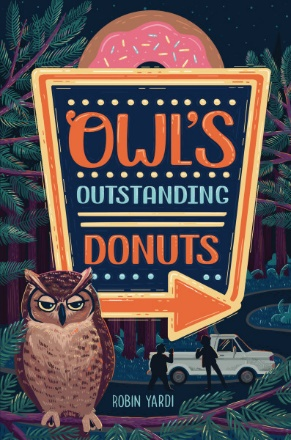 OWL'S OUTSTANDING DONUTS: Interview with Robin Yardi