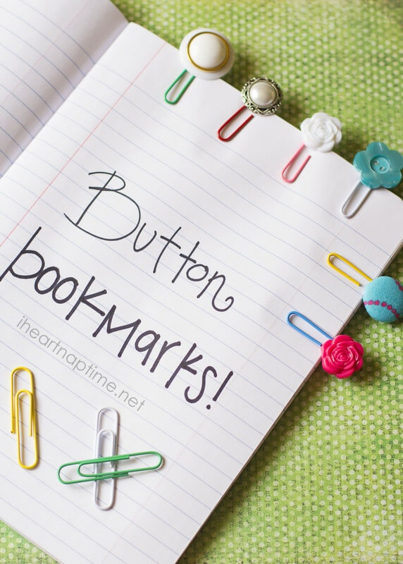 Inexpensive Bookish Holiday Gifts Middle-Graders Can Make