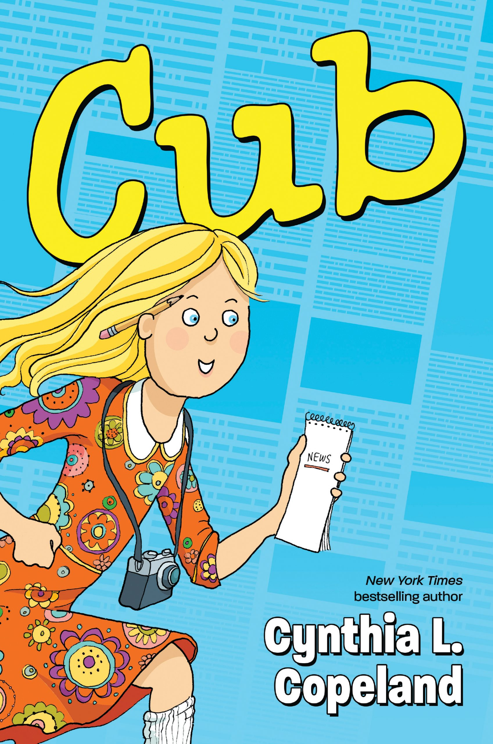 CUB ~ Cynthia L. Copeland Shares Her New Graphic Memoir & Enter A Giveaway!