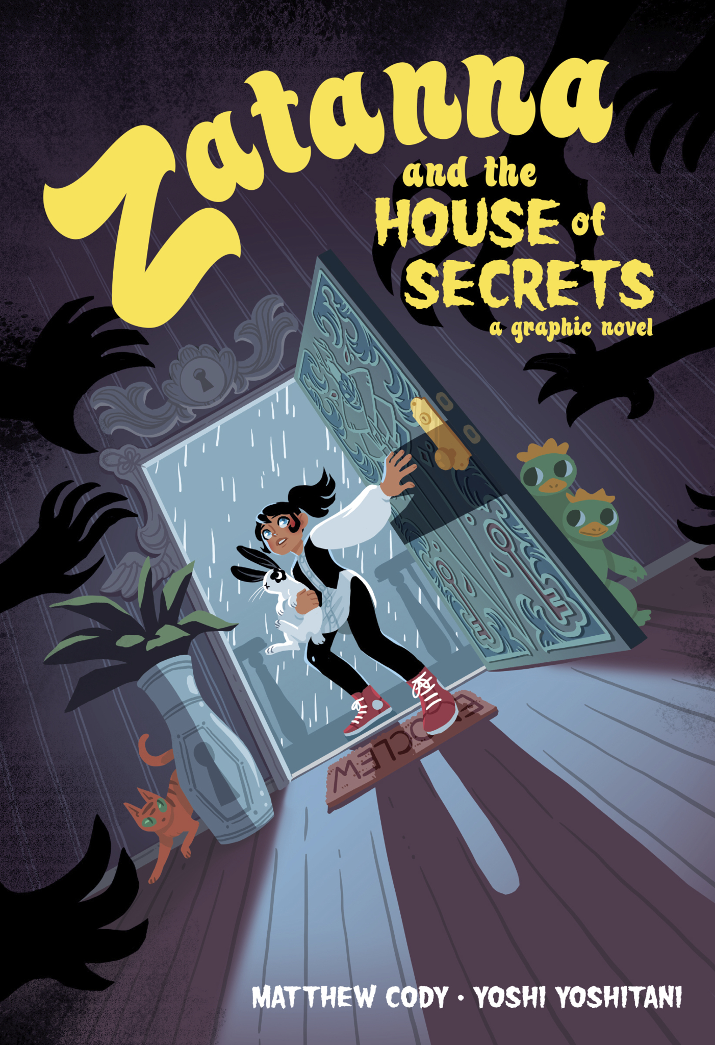 Zatanna and the House of Secrets Interview and Giveaway