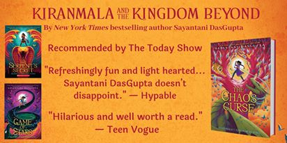 South Asian Storytelling: Author Interview with Sayantani DasGupta, and Giveaway