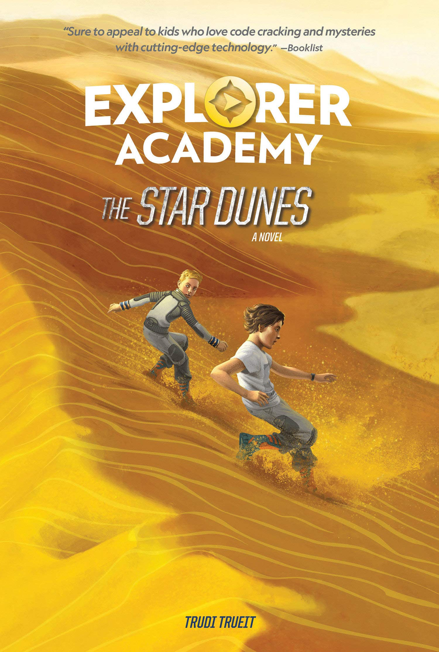 Explore The Star Dunes, the Latest from Explorer Academy