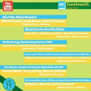Juneteenth Book Fest