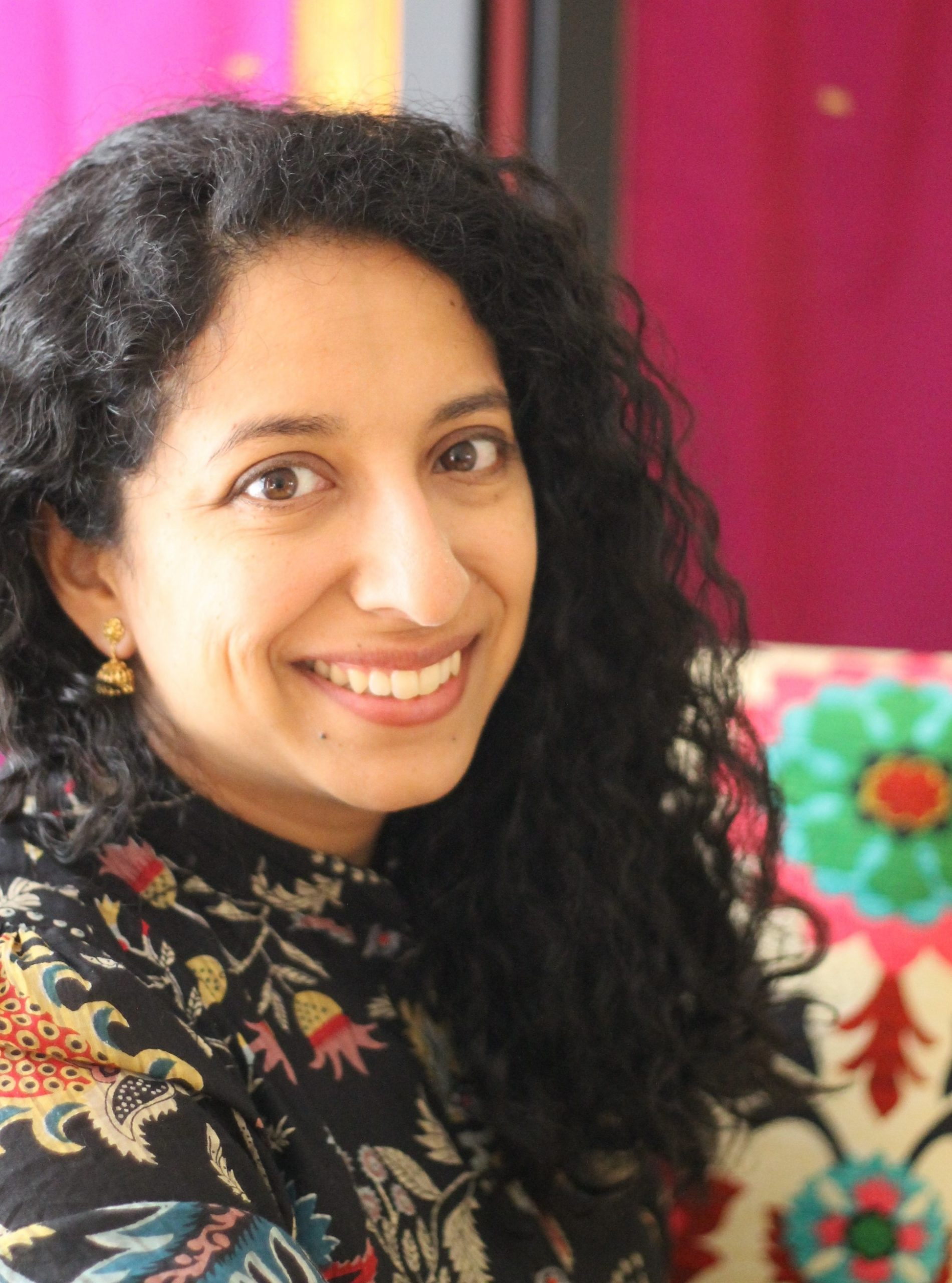 Interview with Supriya Kelkar, author of, American as Paneer Pie