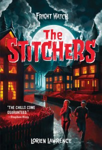 The Stitchers Cover