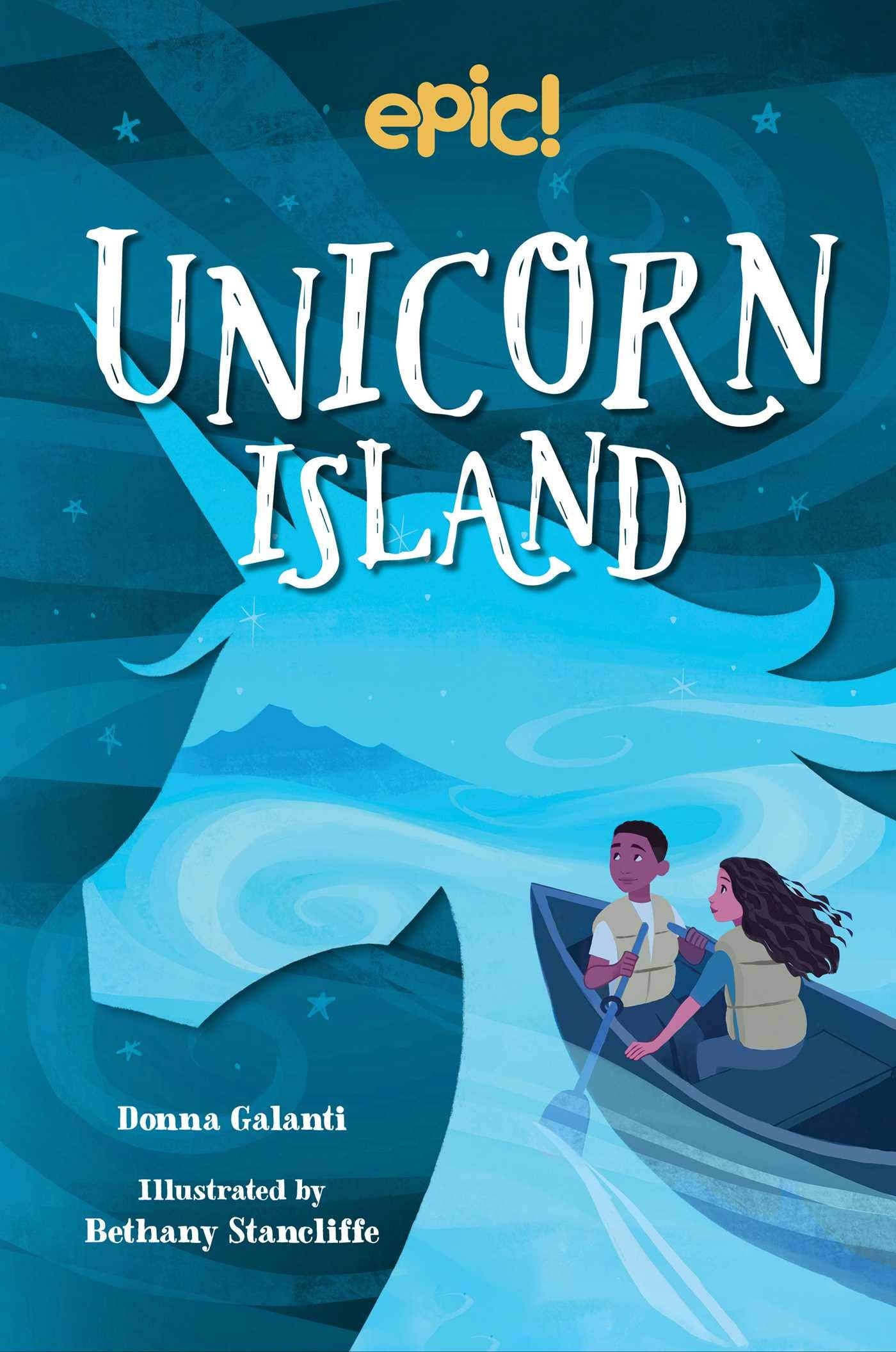New Release Unicorn Island: Interview with Donna Galanti (S&S) + Book Giveaway!