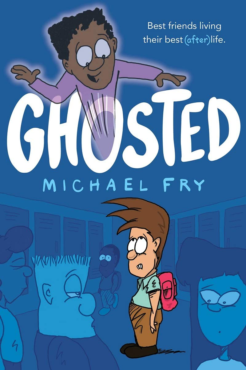GHOSTED ~ An Interview with Cartoonist and Author Michael Fry