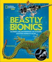 Book Beastly Bionics