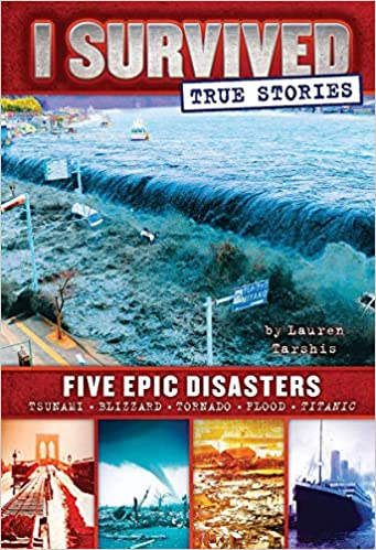 STEM Tuesday -- Natural Disasters -- Book List