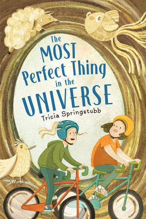 The Most Perfect Interview with Author Tricia Springstubb