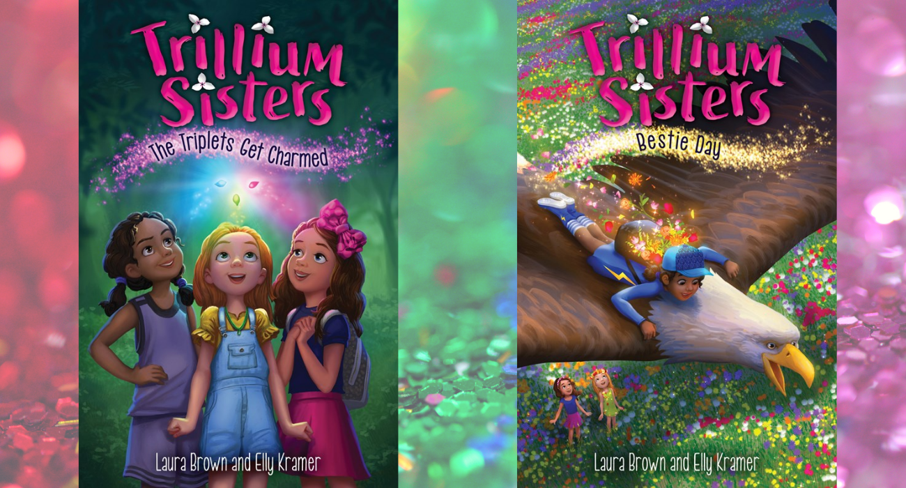 Trillium Sisters Interview & 2 Book Giveaway