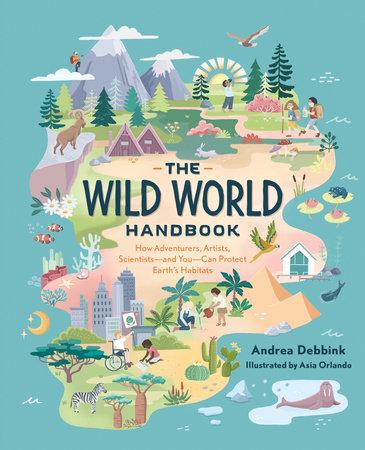 Cover of The Wild World Handbook