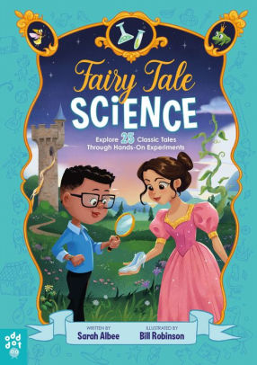 STEM Tuesday --- Serendipity Science -- Interview with author Sarah Albee