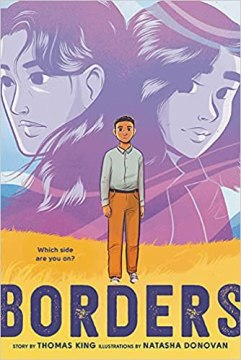 book cover Borders by Thomas King