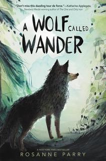 Celebrating International Wolf Day - A Book List
