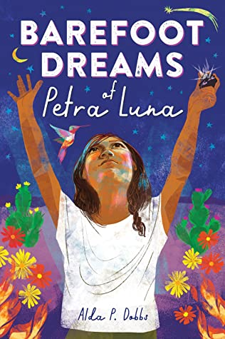 BAREFOOT DREAMS OF PETRA LUNA~Interview With Author Alda Dobbs + #Giveaway!
