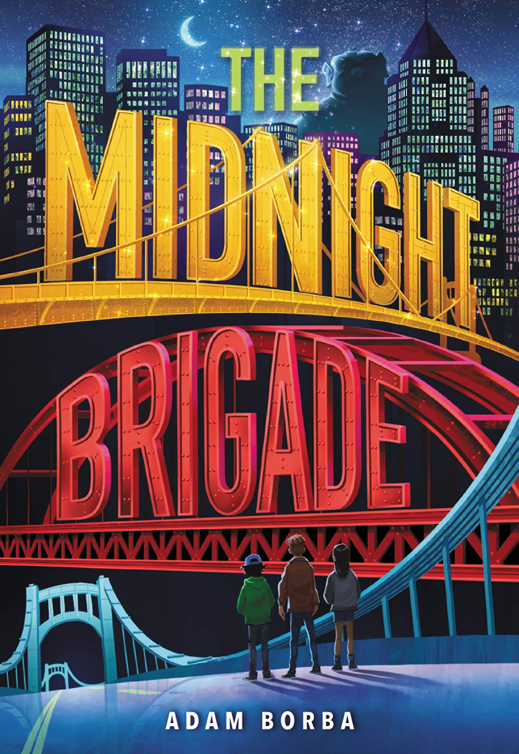 Mixed-Up Files interview with Adam Borba, author of The Midnight Brigade!
